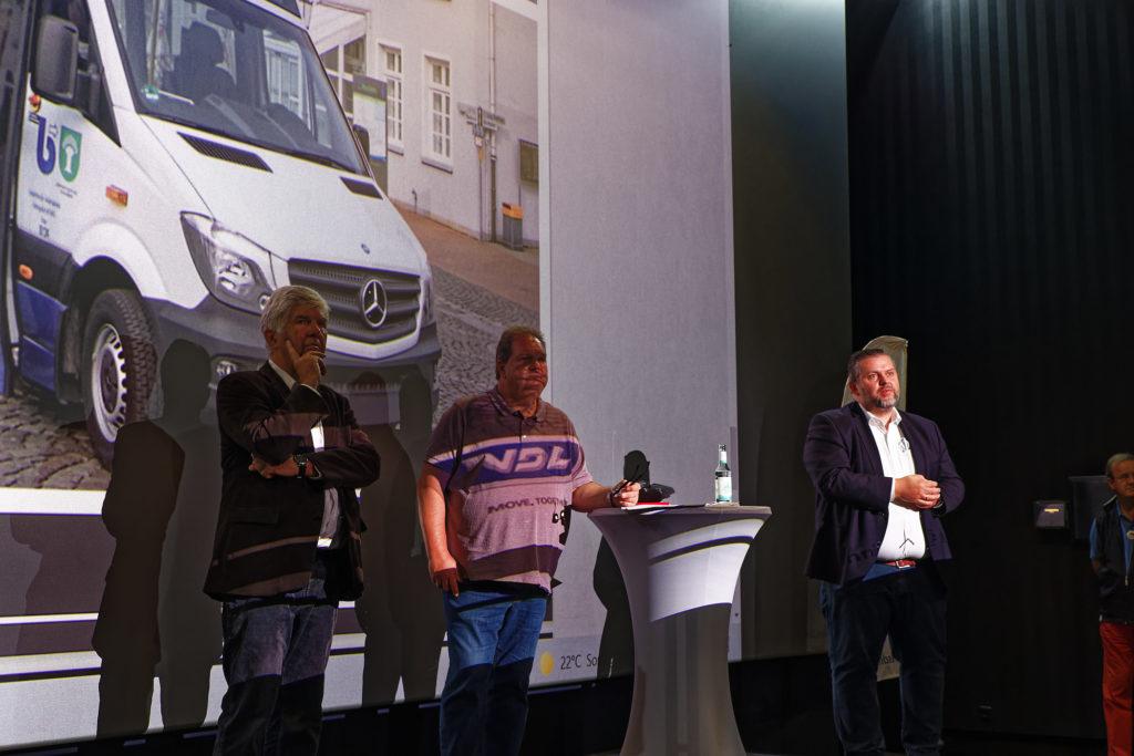Fahrertreffen Bürgerbus Mettmann